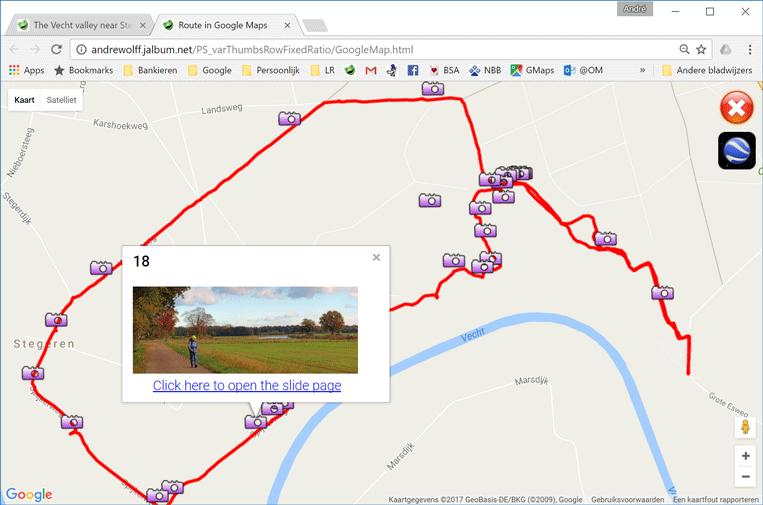 Program MakeMap To Make Maps For Google JAlbum Forums - Make points on a map